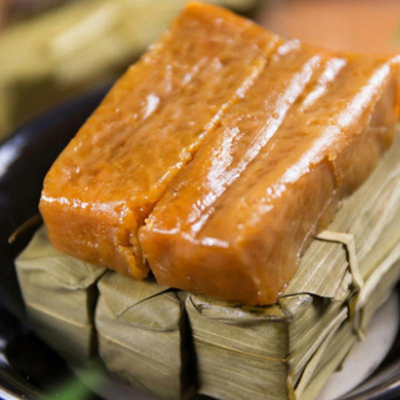 灶味竹叶黄粑/灶味良姜叶黄粑/灶味楠竹壳富油黄粑